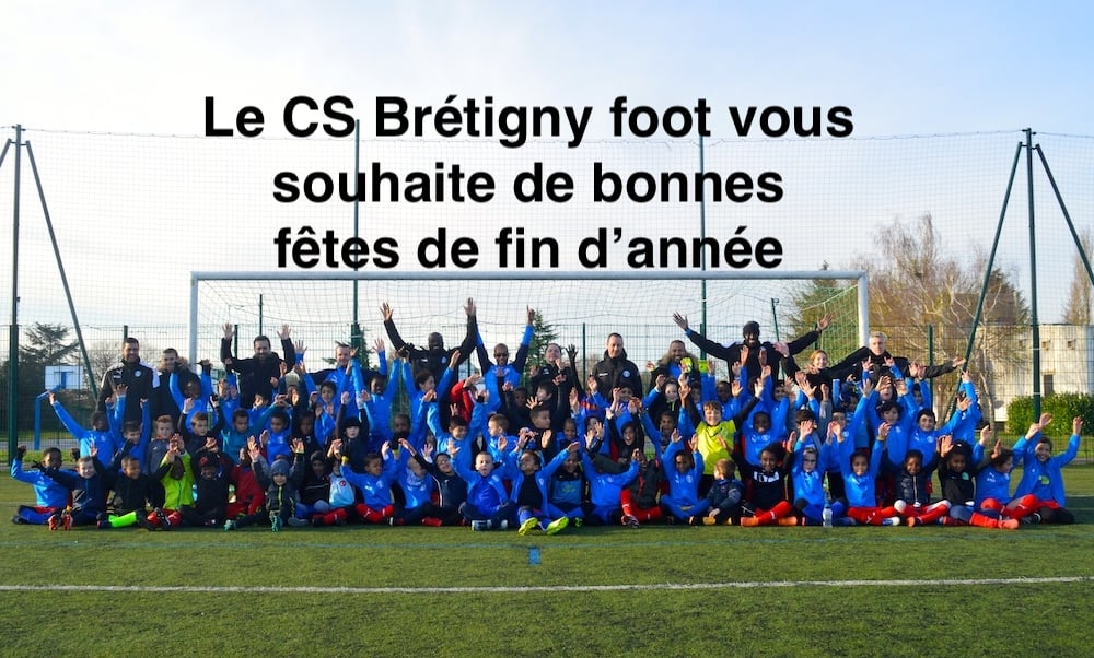 Cs Brétigny Football Le Site Du Club De Football De